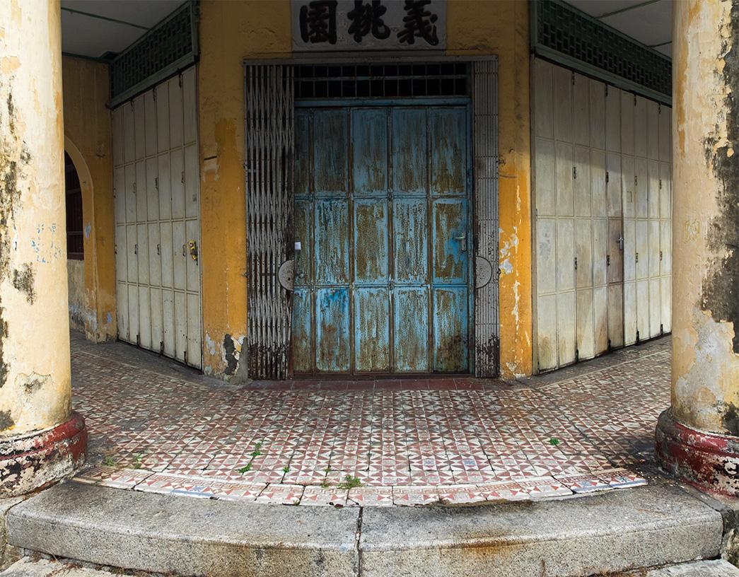 Façade à Penang