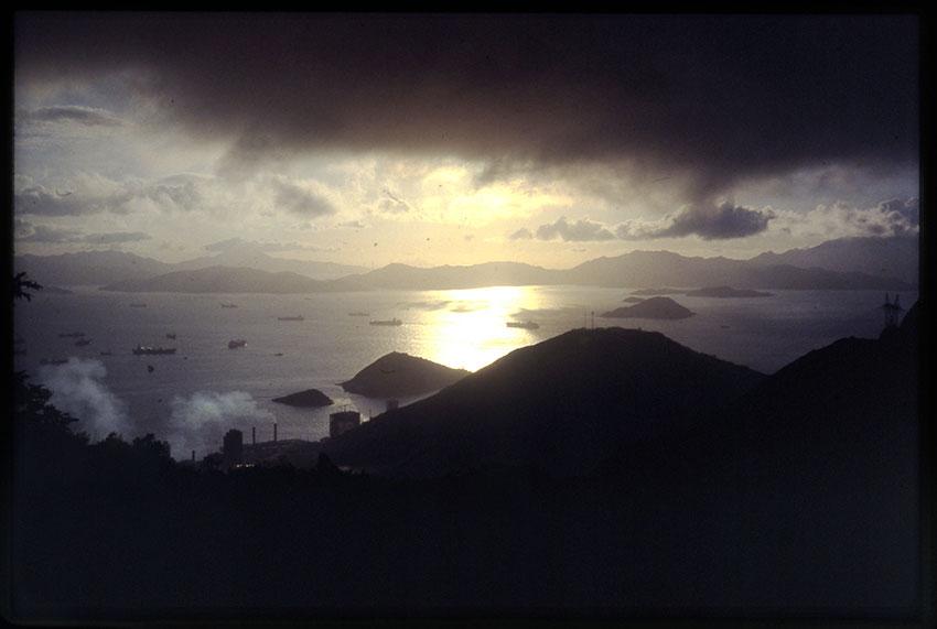 L'Asie il y a 30 ans : Hong Kong