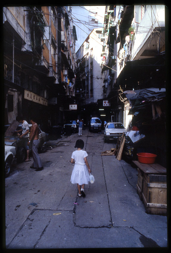 Macao il y a 30 ans