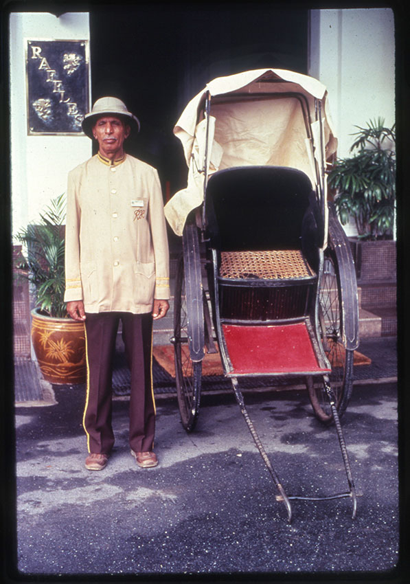 L'Asie il y a 30 ans : Singapour