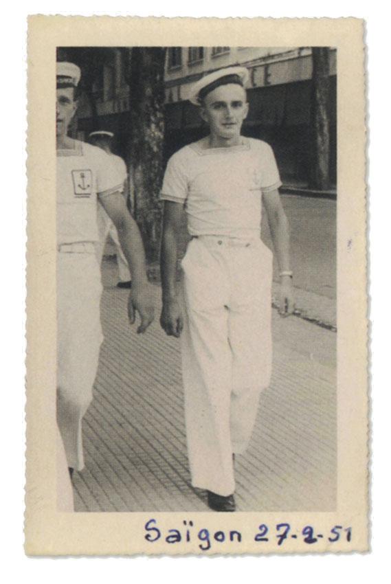 Jean Donzel, Ma chère Cri-Cri, lettres d'Indochine